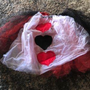 Dresses & Skirts - Queen 👸🏻 of Hearts Skirt